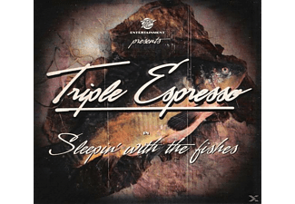 Triple Espresso - Sleepin' With The Fishes - (CD)