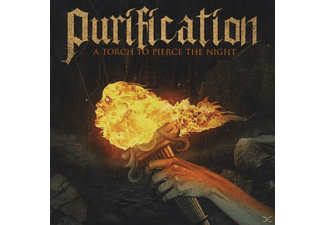 Purification - A Torch To Pierce The Night - (CD)