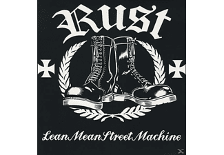 Rust - Lean Mean Street Machine - (Vinyl)