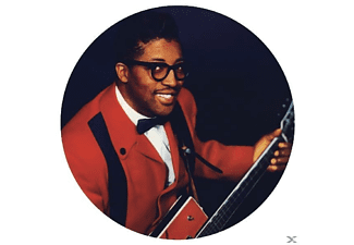 Bo Diddley - I M A MAN-LIVE 84 - (Vinyl)