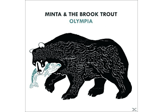 Minta & The Brook Trouts - Olympia - (CD)