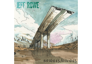 Jeff Rowe - BRIDGES/DIVIDES (+DOWNLOAD) - (LP + Download)