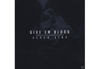 Give Em Blood - Seven Sins - (CD)