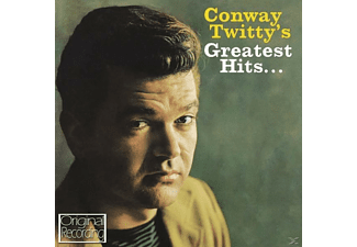 Conway Twitty - Greatest Hits - (CD)