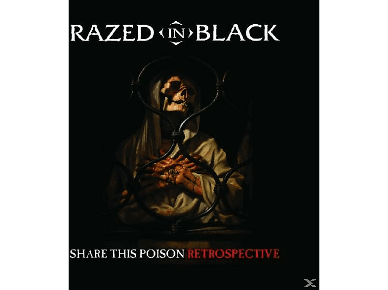 Razed In Black - Razed In Black [CD]