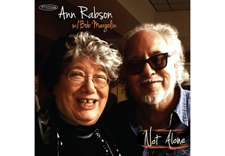 Ann W/bob Margolin Rabson - Not Alone - (CD)
