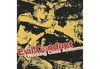 Evil Conduct - Working Class Anthems LP - (Vinyl)