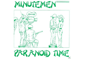 Minutemen - Paranoid Time - (CD)
