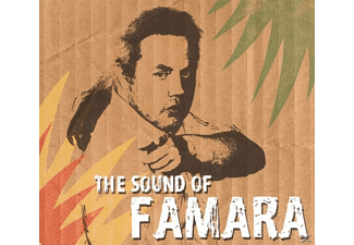 Famara - The Sound of Famara - (CD)