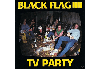 Black Flag - TV Party - (Maxi Single CD)