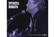 Spencer Bohren - Live at the Tube Temple [CD]