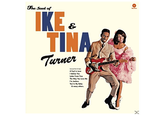 Ike & Tina Turner - The Sould Of Ike & Tina Turner - (Vinyl)