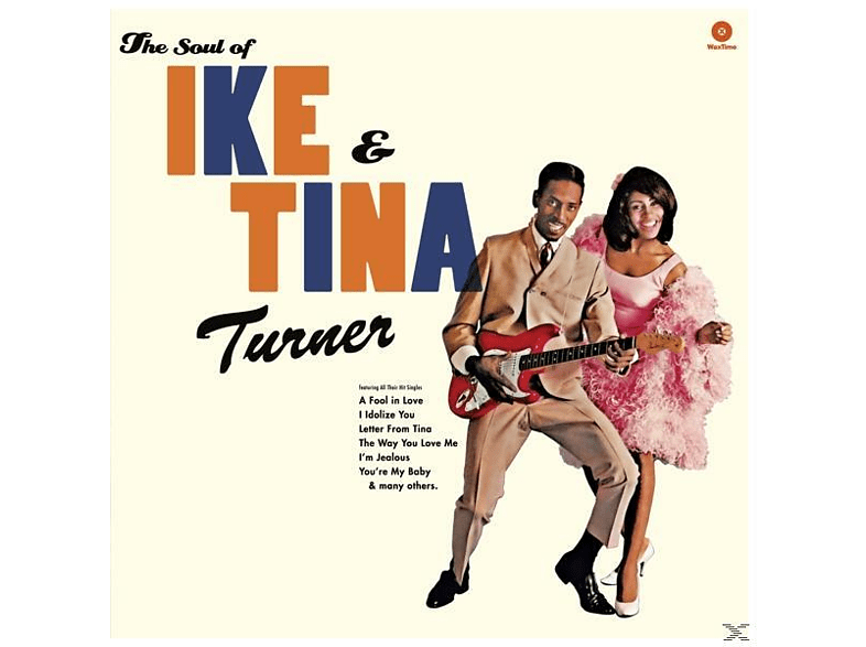 Ike & Tina Turner - The Sould Of Ike & Tina Turner [Vinyl]