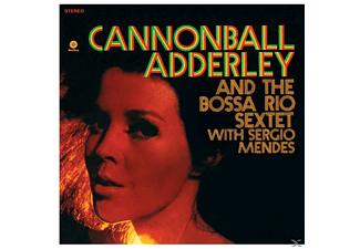 Cannonball Adderley - And The Bossa Rio Sextet With - (Vinyl)