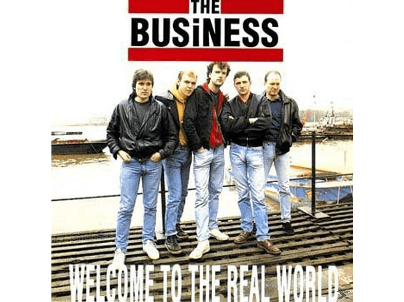 The Business - Welcome To The Real World [Vinyl]