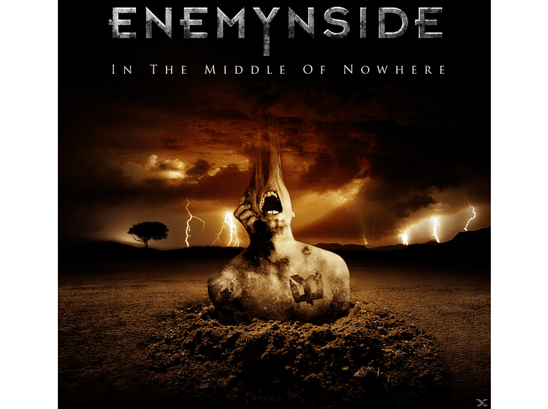 Enemynside - In The Middle Of Nowhere [CD]
