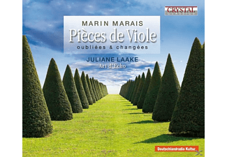 Juliane Laake & Art D'echo - Pieces De Viole - (CD)