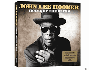 John Lee Hooker - House Of The Blues - (CD)