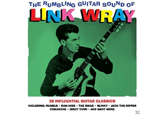 Link Wray - Rumbling Guitar Sound Of - (CD)