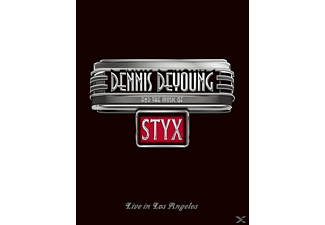 Dennis De Young - ...And The Mystic Of Styx Live In Los Angeles - (Blu-ray)