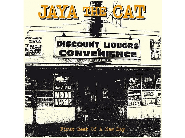 Jaya The Cat - First Beer Of A New Day (Reissue) [Vinyl]