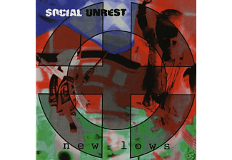Social Unrest - New Lows - (CD)
