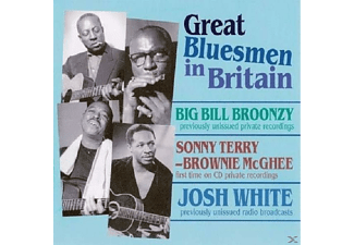 VARIOUS - Great Bluesmen in Britain - (CD)