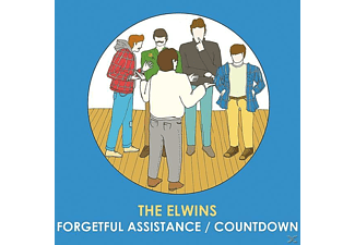 The Elwins - Forgetful Assistance/Countdown - (Vinyl)