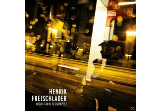Henrik Freischlader - Night Train To Budapest (180gr - (Vinyl)