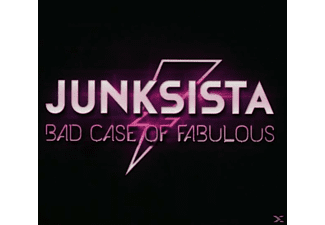 Junksista - Bad Case Of Fabulous (Limited) - (CD)