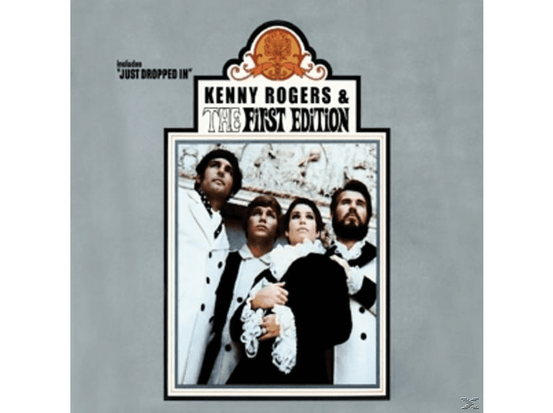 Kenny Rogers, The First Edition - THE FIRST EDITION [Vinyl]