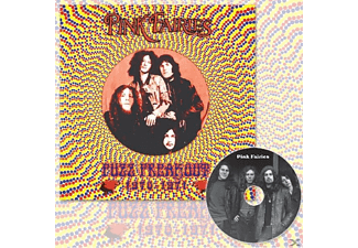 Pink Fairies - FUZZ FREAKOUT 1970-1971 - (LP + Bonus-CD)