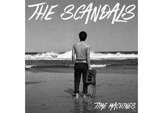 The Scandals - Time Machines - (Vinyl)