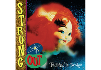 Strung Out - Twisted By Design (Reissue) - (LP + Download)