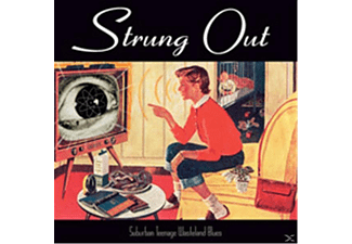 Strung Out - Suburban Teenage Wasteland Blues (Reissue) - (LP + Download)