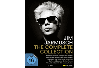 Jim Jarmusch - The Complete Collection - (DVD)