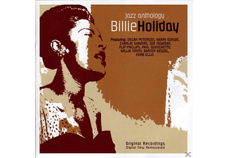 Billy Holliday - Jazz Anthology - (CD)