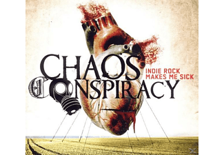 Chaos Conspiracy - Indie Rock Makes Me Sick - (CD)