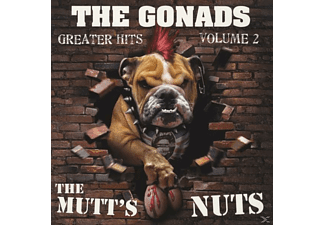 The Gonads - Greater Hits Vol.2 Cd - (CD)