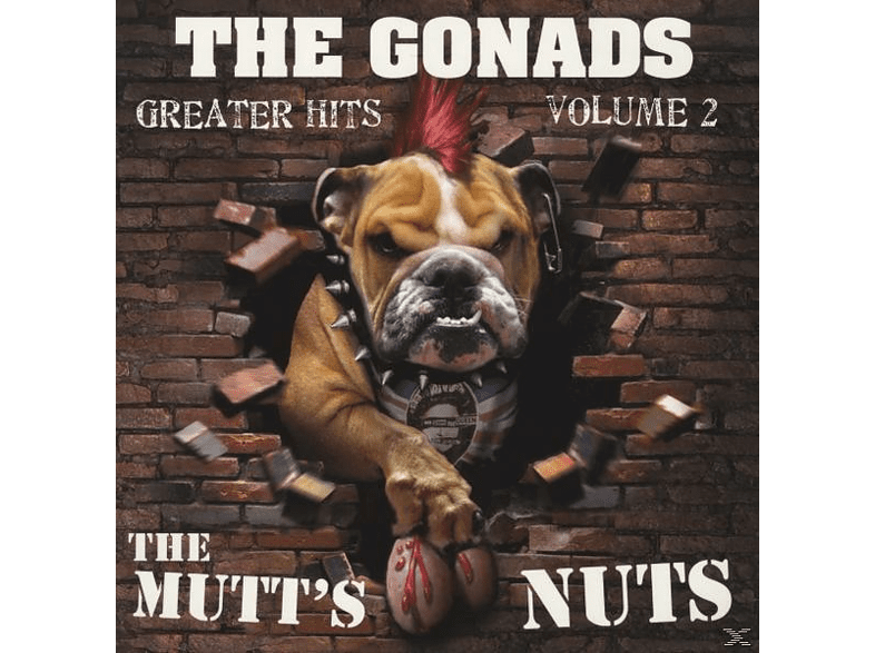 The Gonads - Greater Hits Vol.2 Cd [CD]