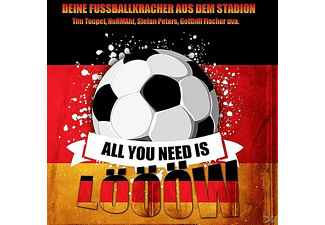 VARIOUS - All you need is Löööw - (CD)