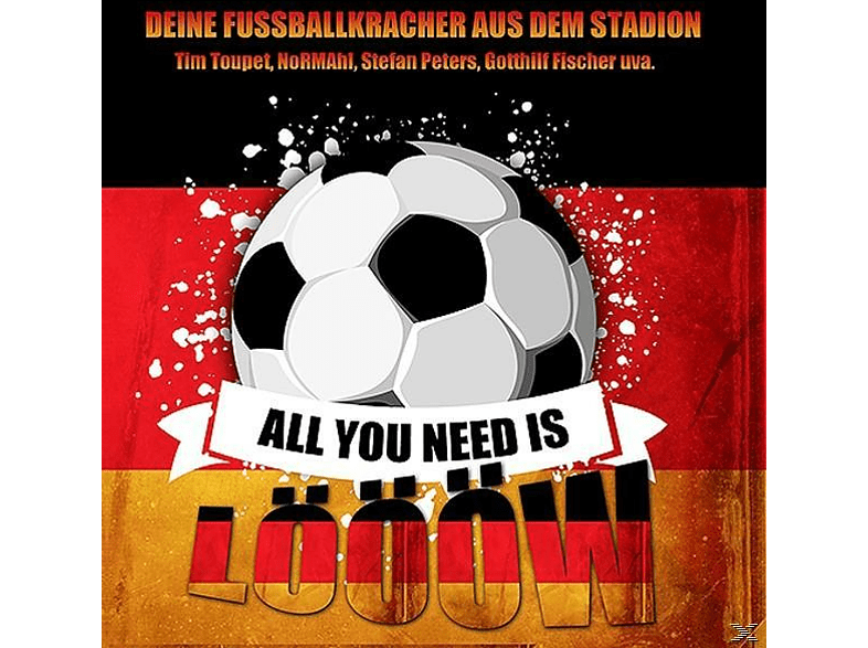 VARIOUS - All you need is Löööw [CD]