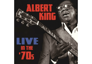 Albert King - Live In The 70's - (CD)