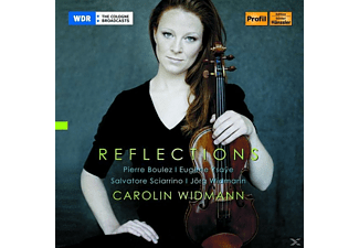 Widmann Carolin - Reflections - (CD)