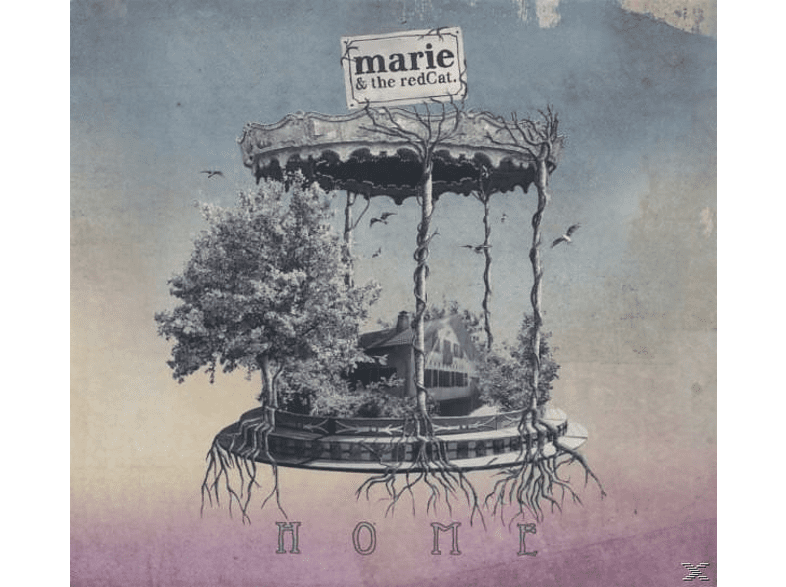 Marie & The Redcat - Home [CD]