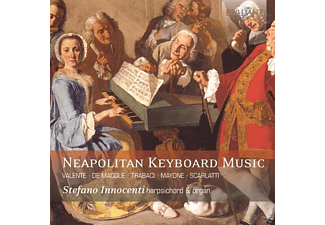 Stefano Innocenti - Neapolitan Keyboard Music - (CD)