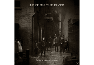The New Basement Tapes - Lost On The River (Deluxe Edition) [CD]