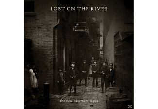 The New Basement Tapes - Lost On The River - (CD)