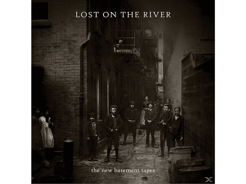 The New Basement Tapes - Lost On The River [CD]