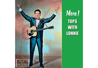 Lonnie Donegan - More Tops With Lonnie - (CD)